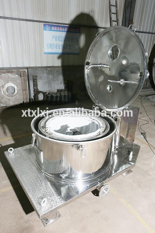 centrifug maskin för använd olja