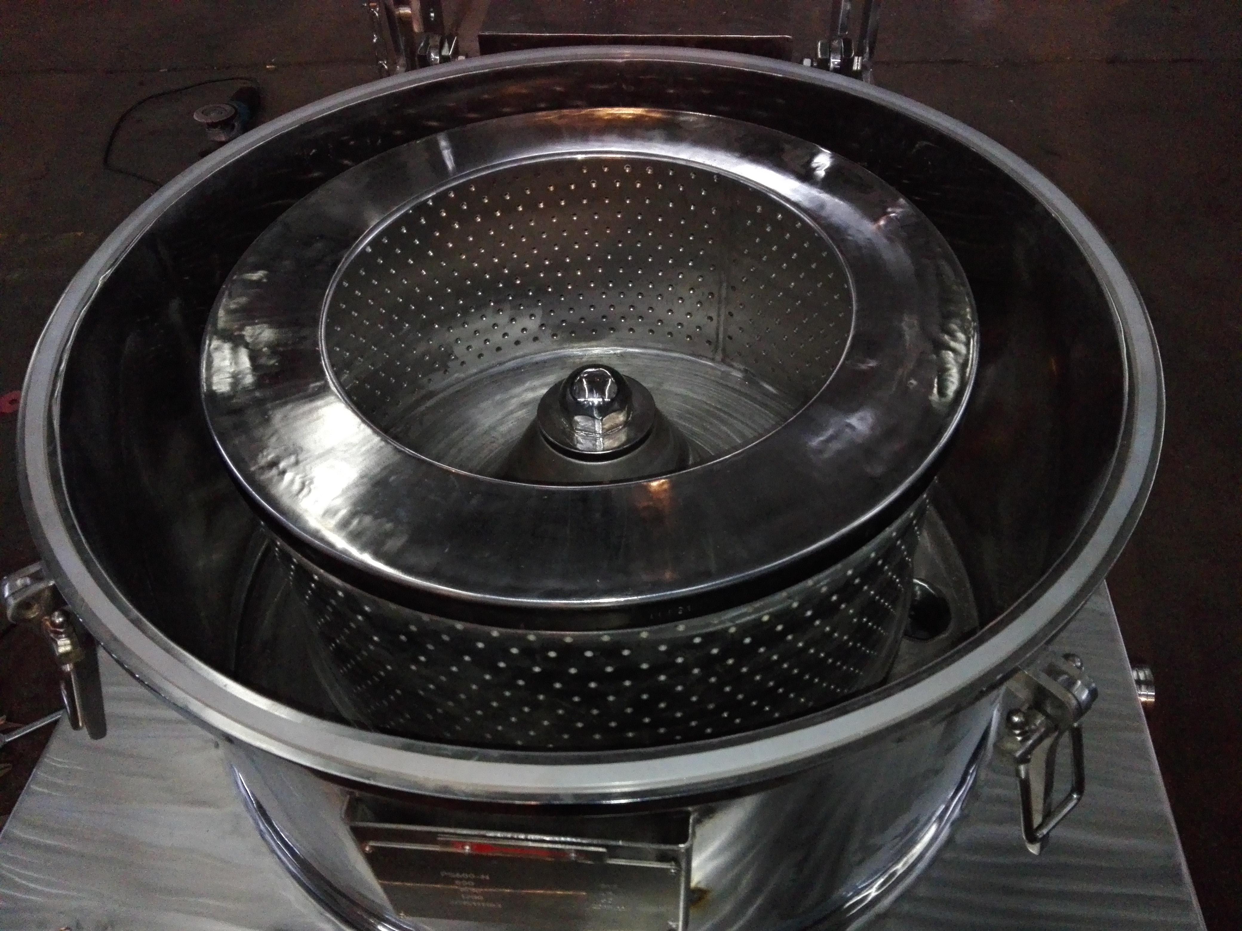 centrifugal kemisk centrifug