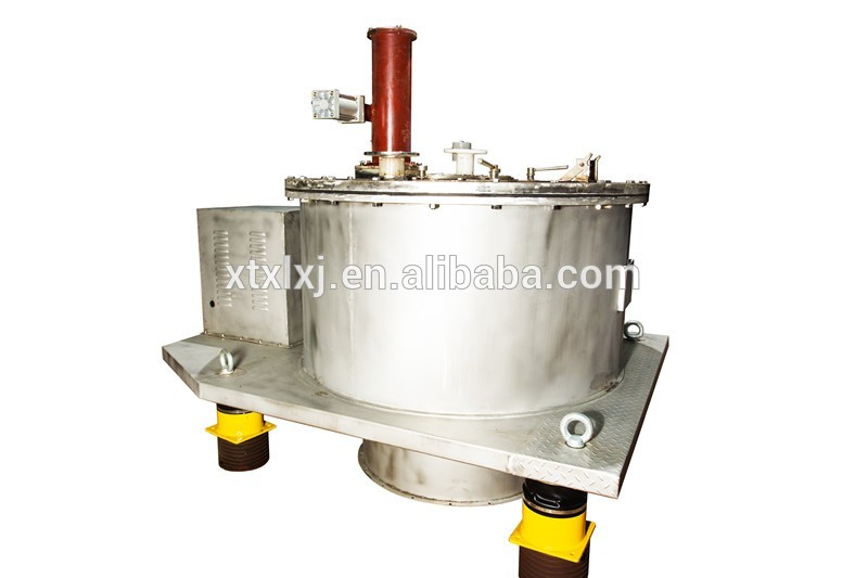 Full Automatic Bottom Discharge Filter Centrifuge