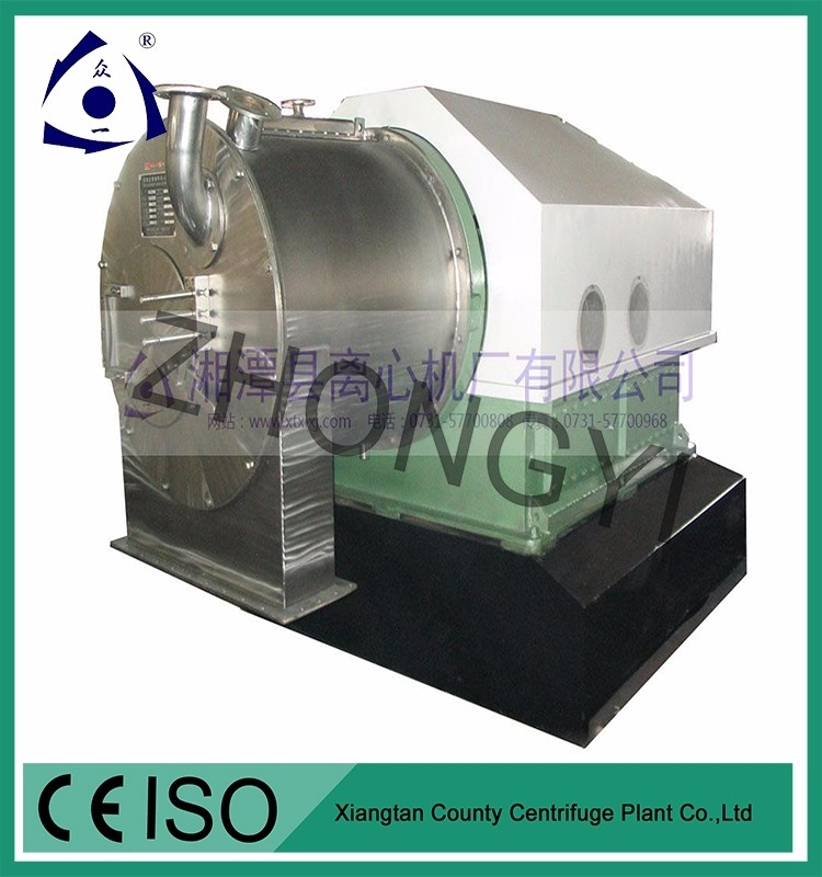 Industrial Pusher Centrifuge Machine
