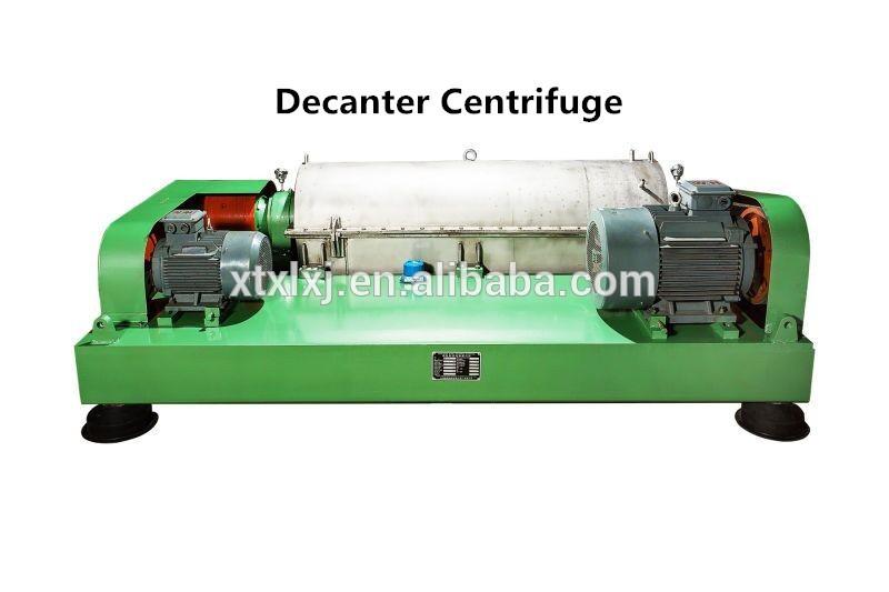Decanter Type Centrifuge