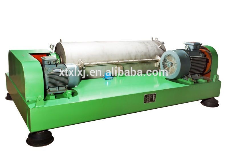 Automatic Decanter Centrifuge