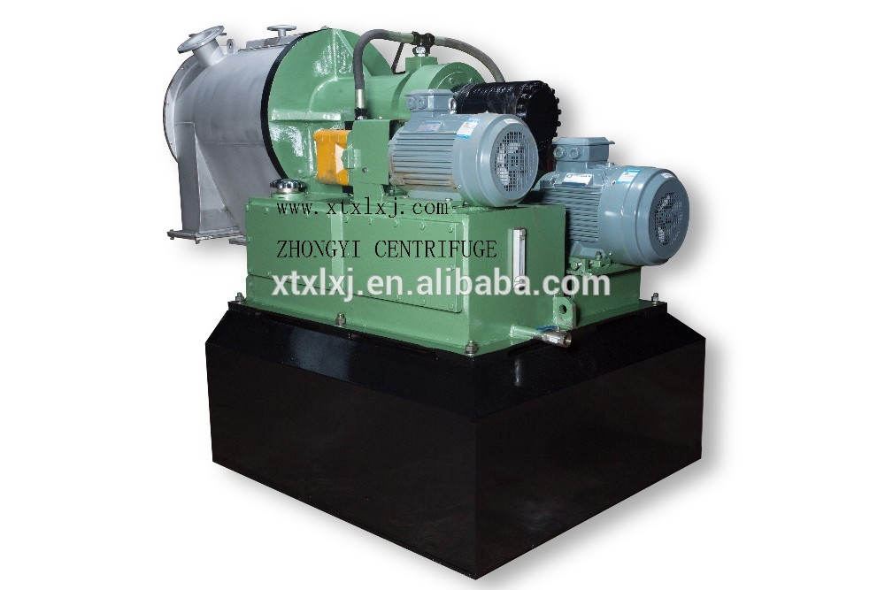 Industrial Pusher Centrifuge