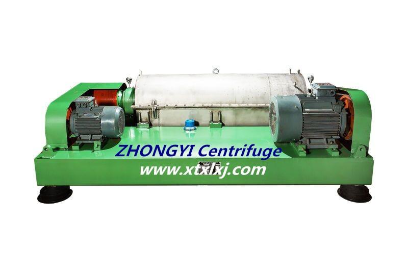 Horizontal Centrifugal Dewatering Machine