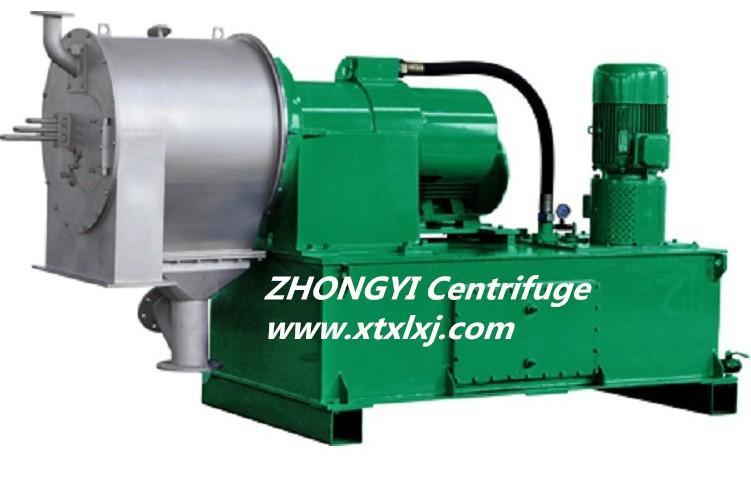 Industrial Pusher Centrifuge Machine