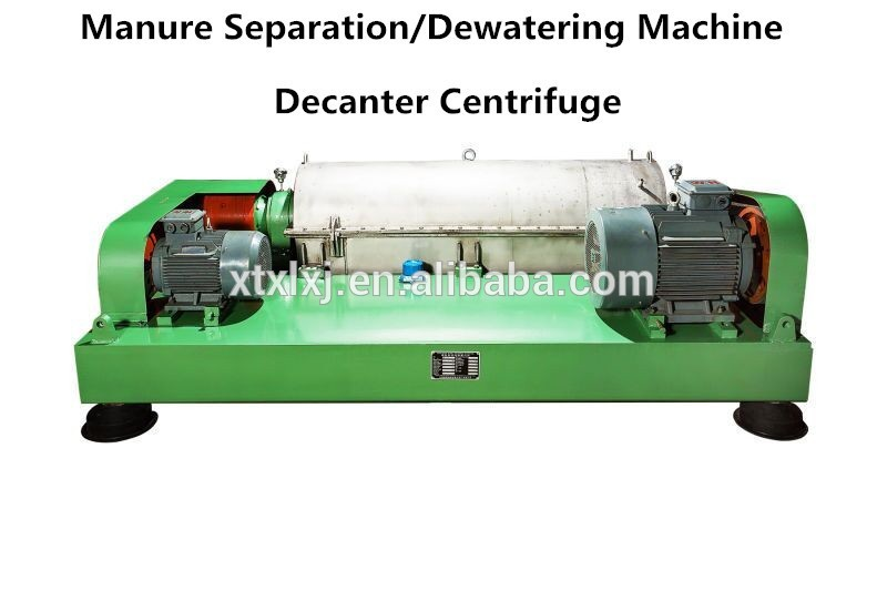 Industrial Automatic Decanter Centrifuge