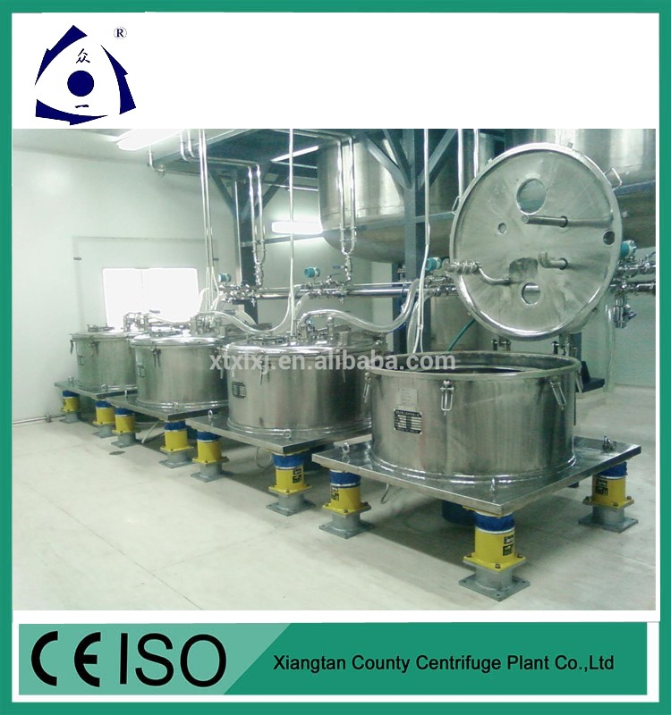 Direct-connected Motor Explosion proof Centrifuge