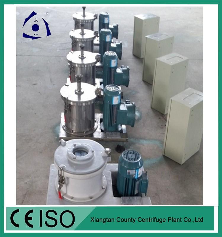 Solid liquid Separation Laboratory Centrifuge