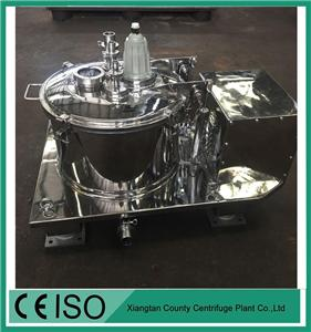 Hemp oil extraction explosion proof centrifuge