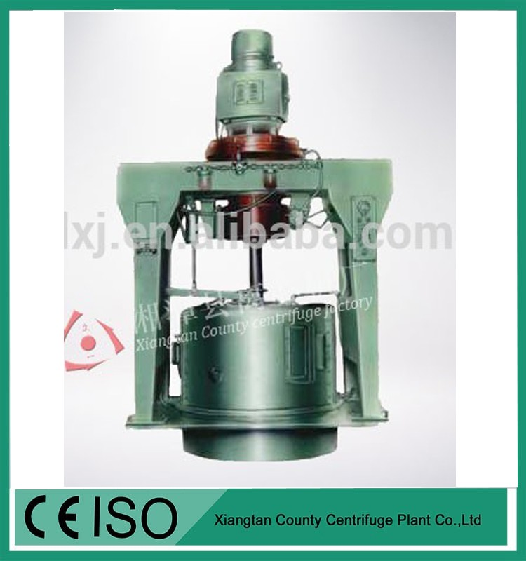 Suspended Basket Batch Operation Centrifuge