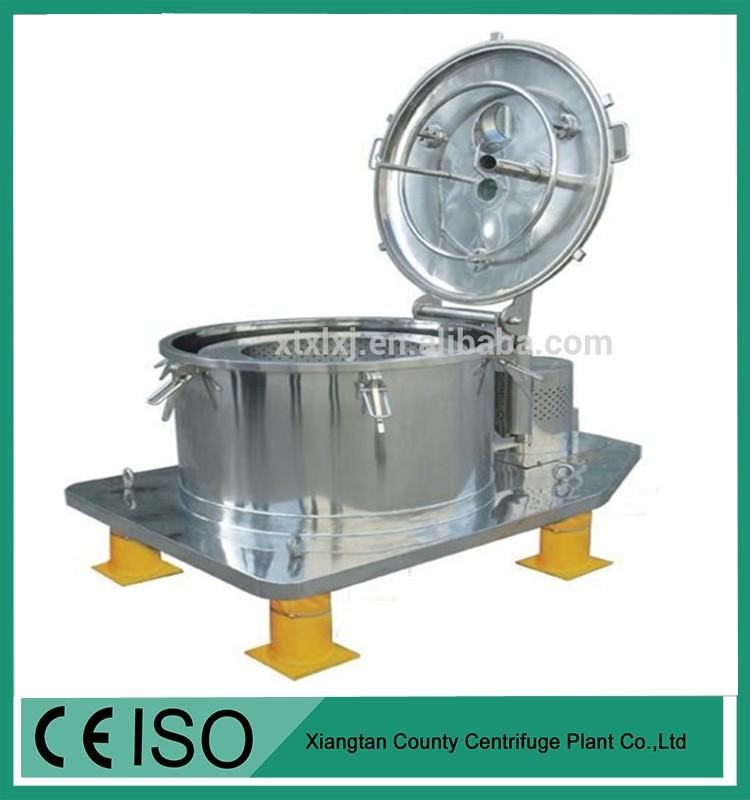 Industrial Up Discharge Basket Centrífuga
