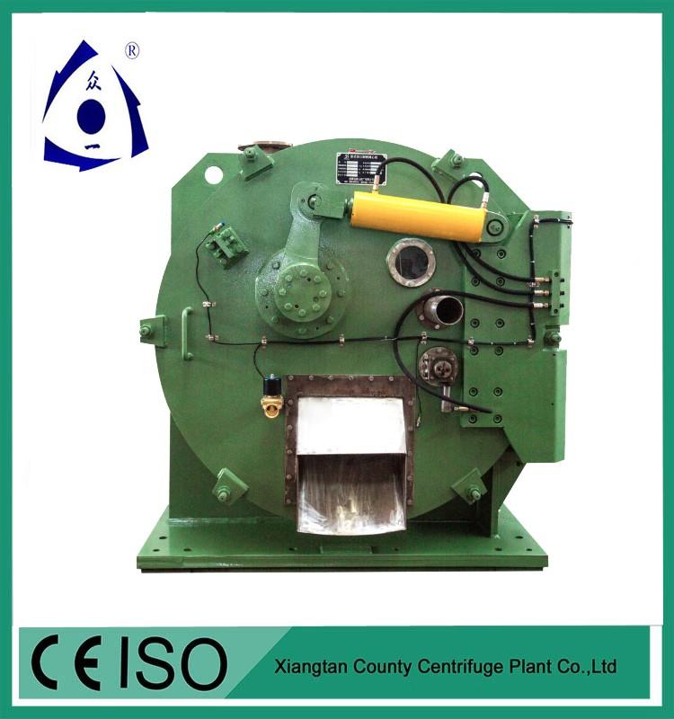GK Series Horisontell Peeler Centrifug