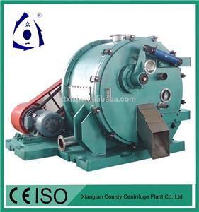 Automatisk PVC Dewatering Centrifug med ISO 9001