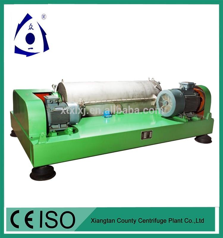 Industrial Sedimente Centrifug