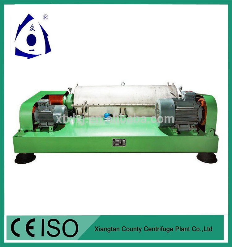 Decanter Type Centrifuge