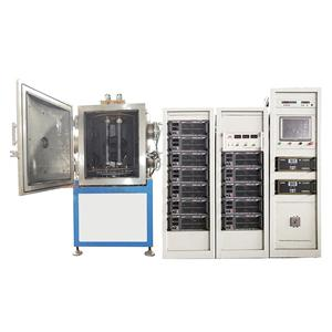 Small Hardware Parts Vacuum PVD Coating System
