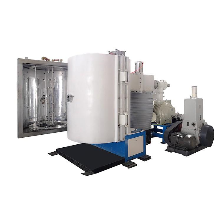 Vertical Double Doors Vacuum Metallizing Coating Machine