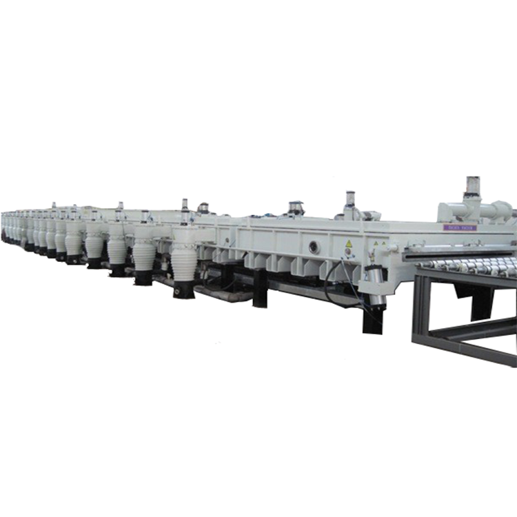 Automatic Glass Mirror Coating Line