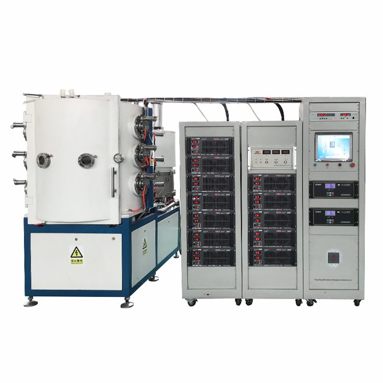 Stainless Steel Decorations Vacuum PVD Coating Equipment