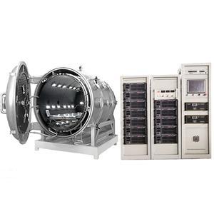 Horizontal PVD Vacuum Coating Machine