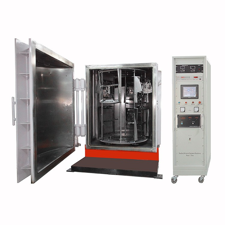 Twin Cathode Sputtering Coating Machine