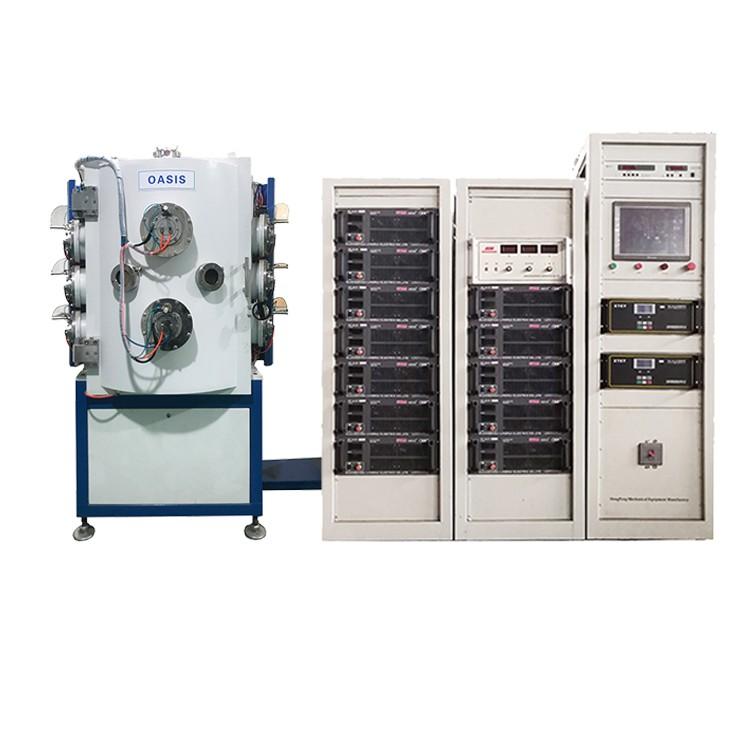 PVD Cathodic Arc Evaporation Deposition Machine