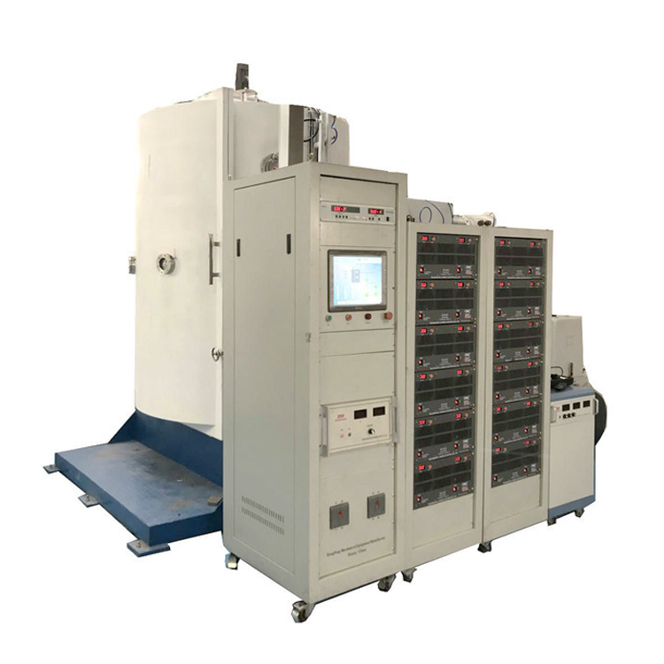Stainless Steel Sheets PVD Coating Machine