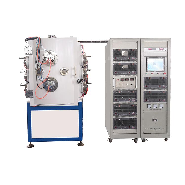 Titanium Nitride PVD Coating Machine For Cutting Tools