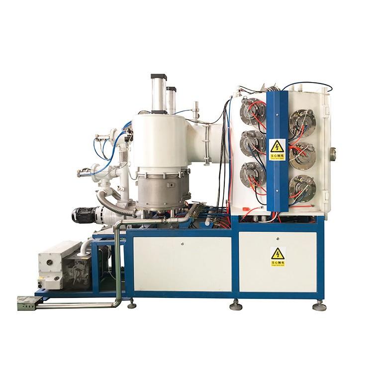 Glass/ Stainless Steel Tea Set Vacuum Coating Machine