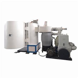 Plastic Caps Vacuum Metallizing Machine