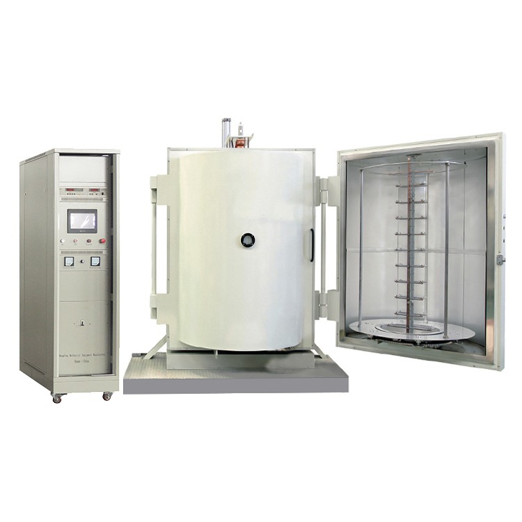 ABS Parts Vacuum Metallizing Coating Equipment