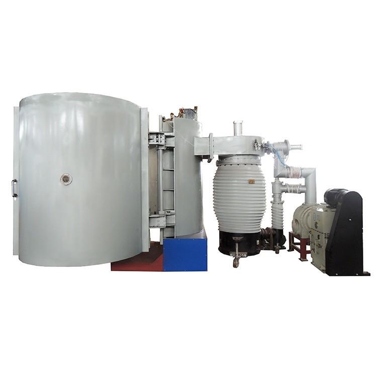 ABS Parts Vacuum Metallizing Coating Equipment