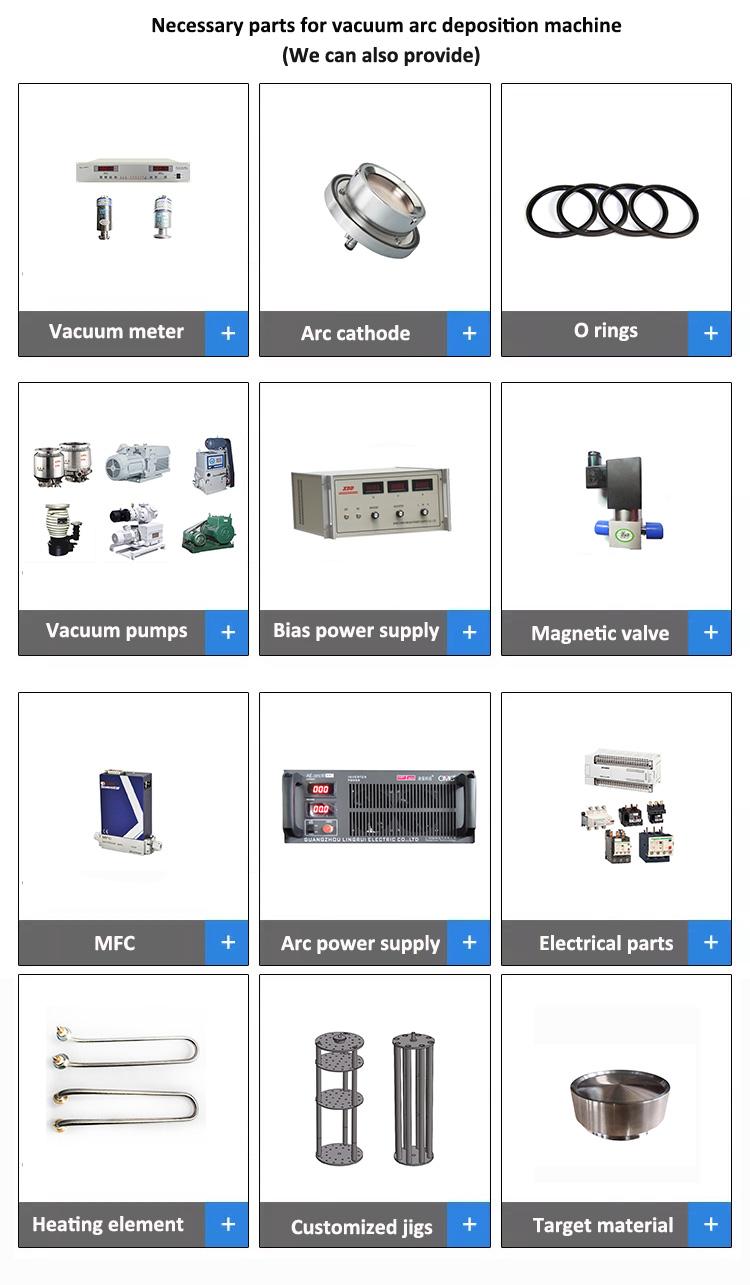 decorative PVD equipment