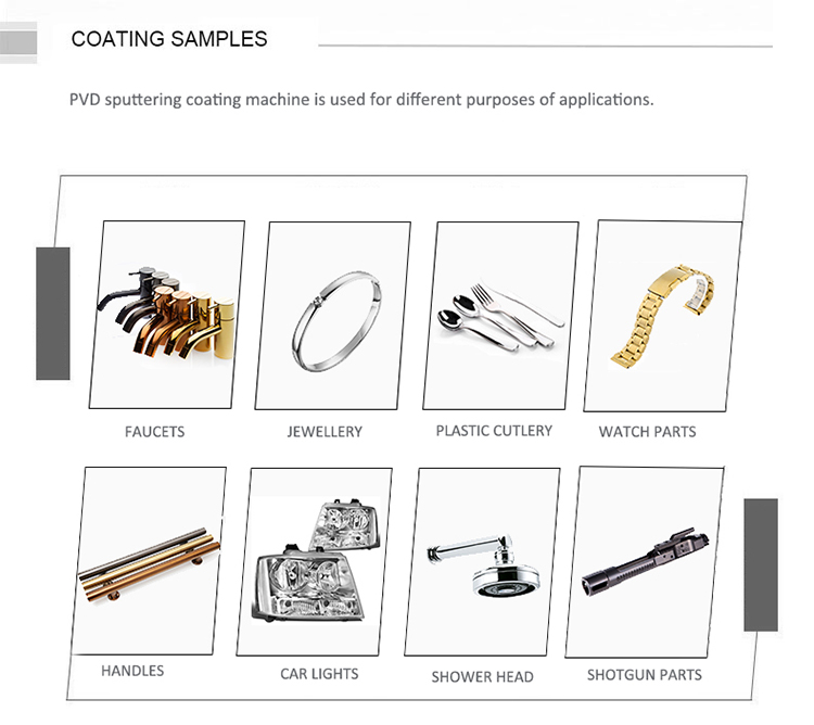 decorative PVD coating machine