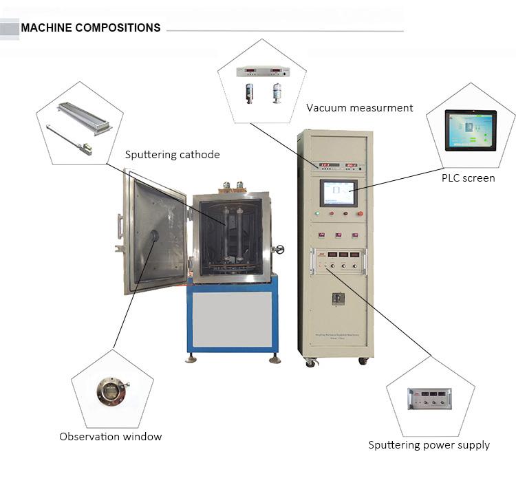vacuum PVD machine