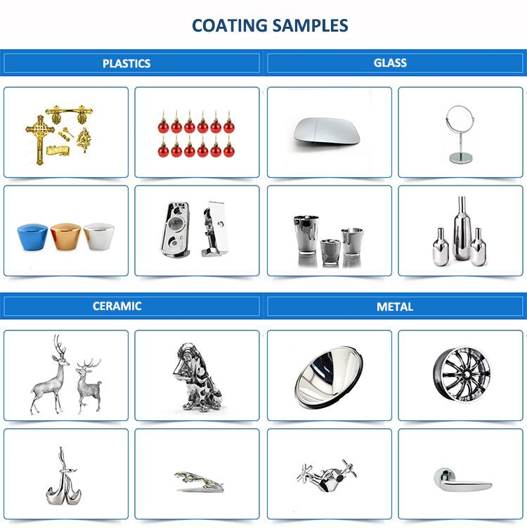 Metallizing Coating Machine