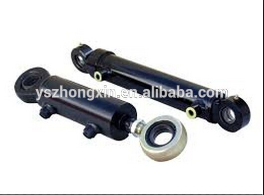 china best electric pistons threaded rod hydraulic cylinder for crane