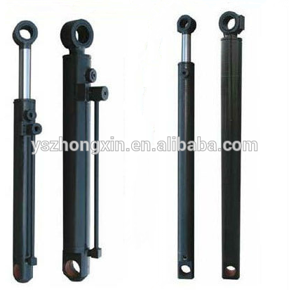 Double Acting Small Bore Hydraulic Cylinder Used for Garbage Truck/Dump Truck