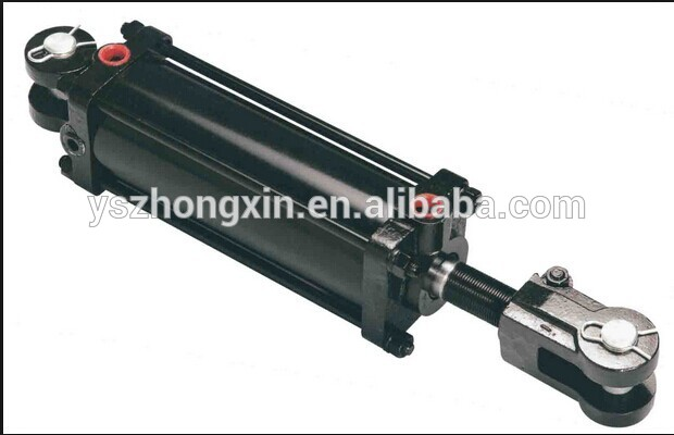 Front End Loader Hydraulic Cylinder for Bucket Mini Tractor Used