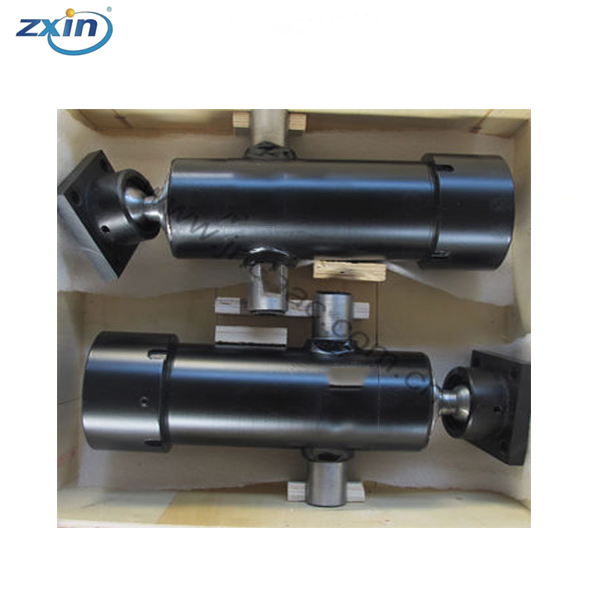 15T- 20T Capacity Single Acting Hydraulic Cylinder With 100mm Stroke