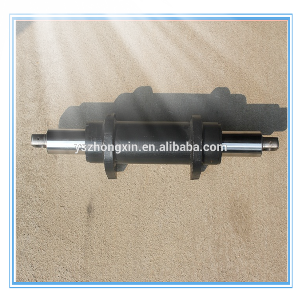Hydraulic steering cylinder for forklift tuck