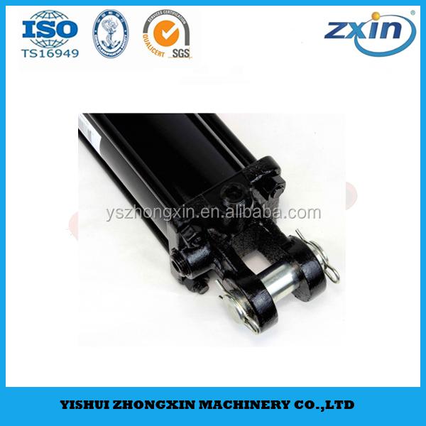 Zhongxin Hydraulic Cylinder Tie Rod Hydraulic Cylinder 3