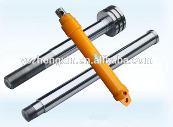 hydraulic cylinder end caps,excavator piston rod,farm trailer hydraulic cylinders china