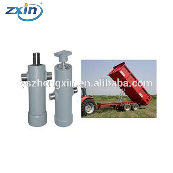 Tipper Truck Used Telescopic Hydraulic Cylinders