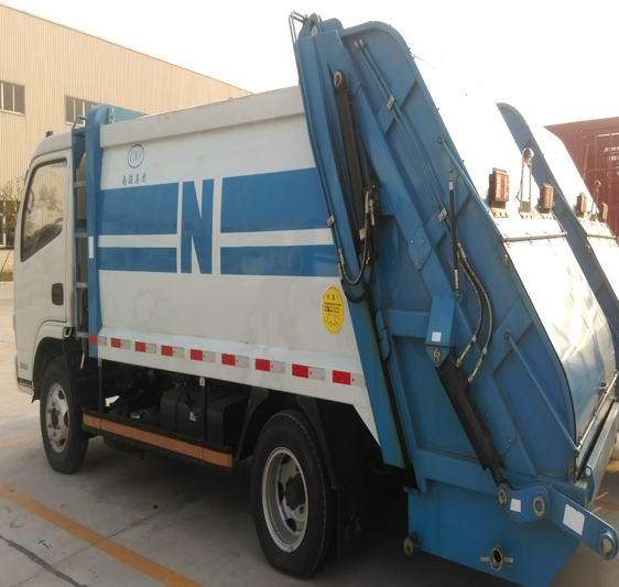 Hydraulic Cylinder for Sanitation Vehicle/Garbage Truck/Road Sweeper