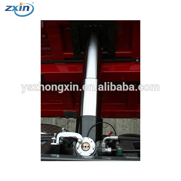 3 Tons-10Tons Tipping Trailer Used Telescopic Hydraulic Ram Cylinder
