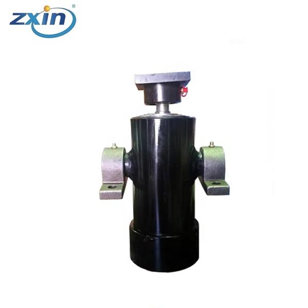 Underbody Hydraulic Cylinders For Small Semi Trailer