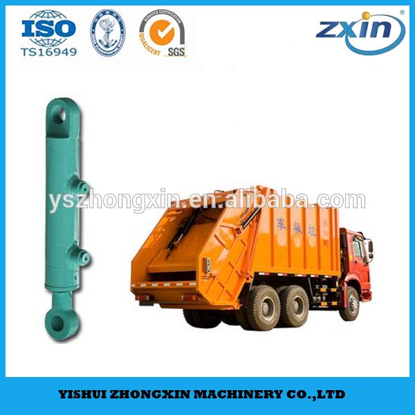 Zhongxin 3 톤 쓰레기 압축기 유압 실린더