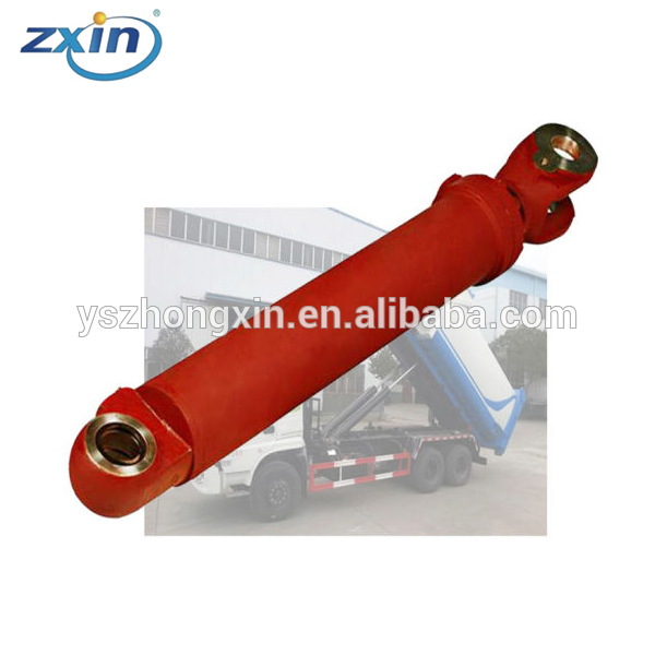 Double Acting Hydraulic Oil Cylinder for Garbage Dump Truck Garbage Station