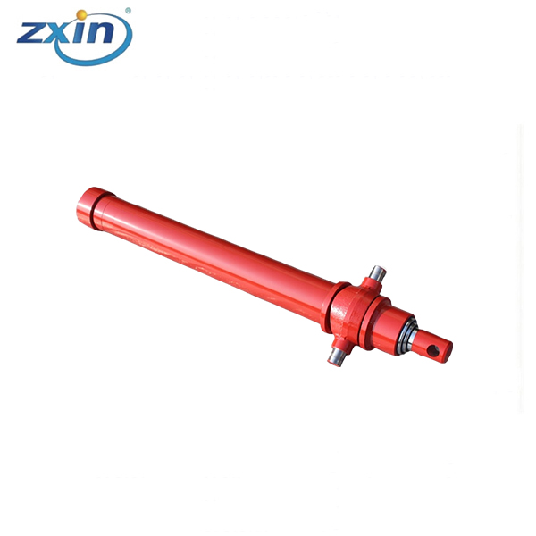 HTC Type Single Acting Telescopic Hydraulic Cylinders